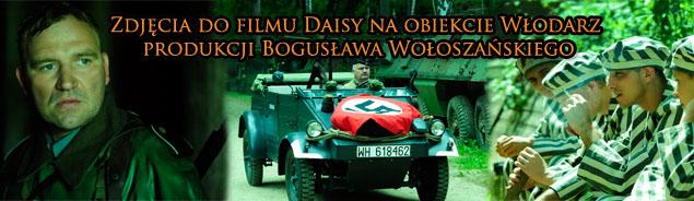 """Zdjęcia do filmu """"Daisy"""" na Włodarzu<br />2011 r."""