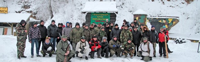 """I Międzynarodowy Zjazd Eksploratorów  """"RIESE"""" 2013 – 19.01.2013"""