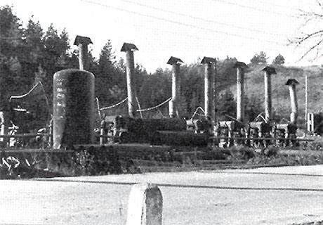 Stacja kompresorów