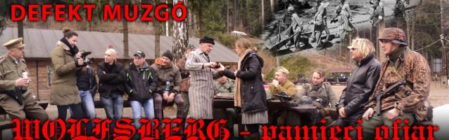 """""""WŁODARZ"""" realizacja teledysku """"WOLFSBERG-PAMIĘCI OFIAR"""" luty-kwiecień 2014r"""