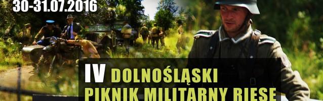 IV Dolnosląski Piknik Militarny